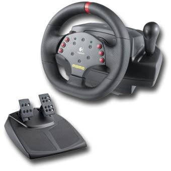 Volant Logitech MOMO Racing Force pro PC