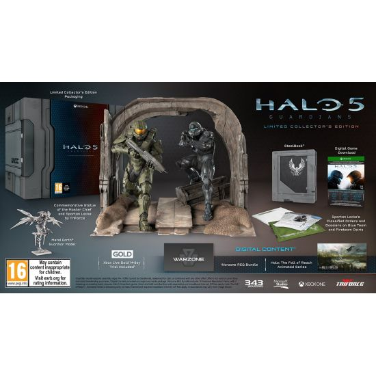 Halo 5: Guardians (Limited Collector 'Edition)