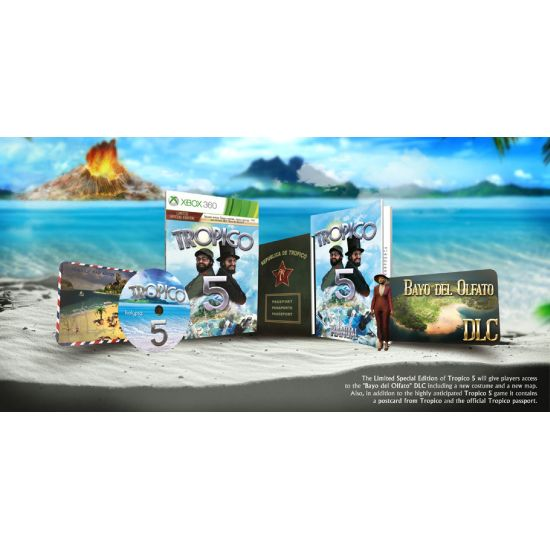 Tropico 5 (Limited Special Edition)