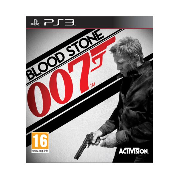 007: Blood Stone PS3