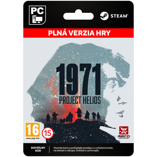 1971 Project Helios[Steam]