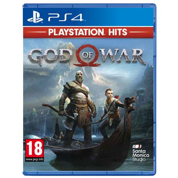 God of War CZ[PS4]-BAZAR (použité zboží)