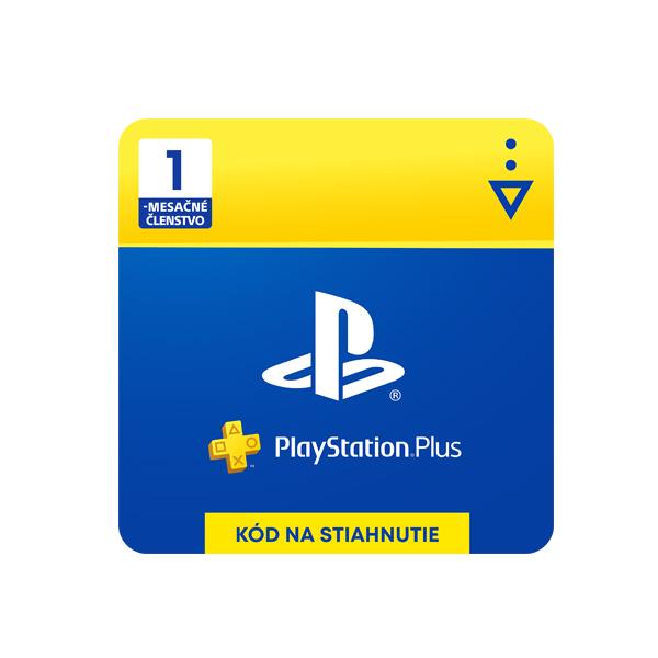 PlayStation Plus předplatné na 30 dní (SK ESD)