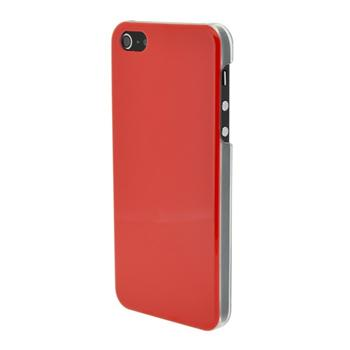 4-OK BACK COVER IPHONE 5 Red