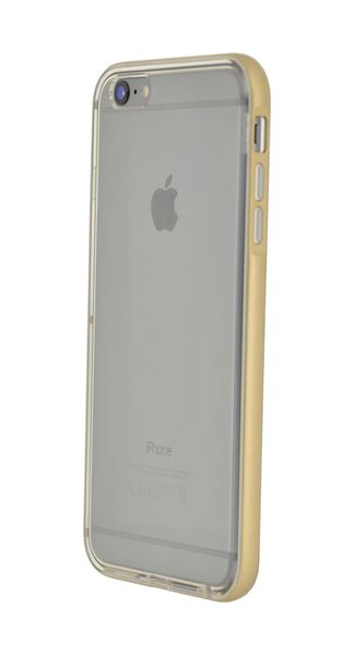 4-OK FLASH BUMPER PARA IPHONE 6 GOLD