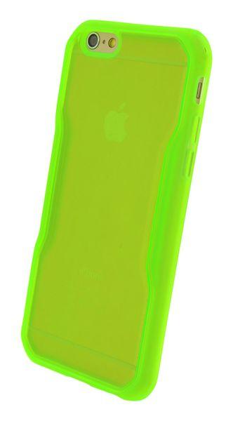 4-OK FLUOR iPhone 5 / 5S, green