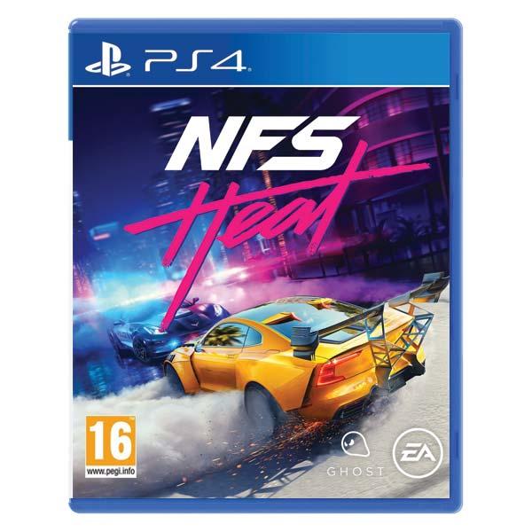 Need for Speed: Heat[PS4]-BAZAR (použité zboží)