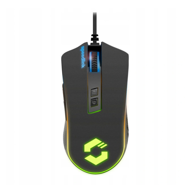 Speedlink Orios RGB Gaming Mouse, black