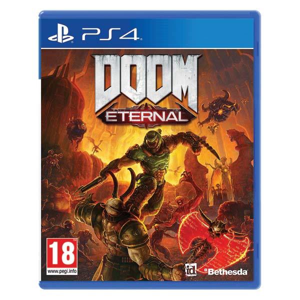 DOOM Eternal[PS4]-BAZAR (použité zboží)