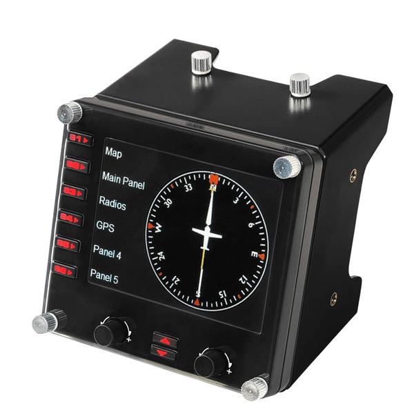Logitech G Saitek Pro Flight Instrument Panel.