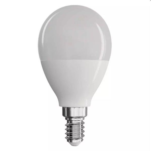EMOS LED Žiarovka Classic Mini Globe 8W E14, neutrálna biela