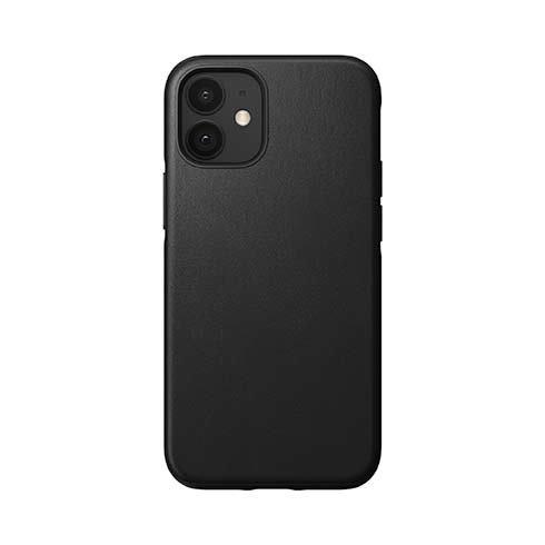 Odolné púzdro Nomad pre iPhone 12 mini, čierne