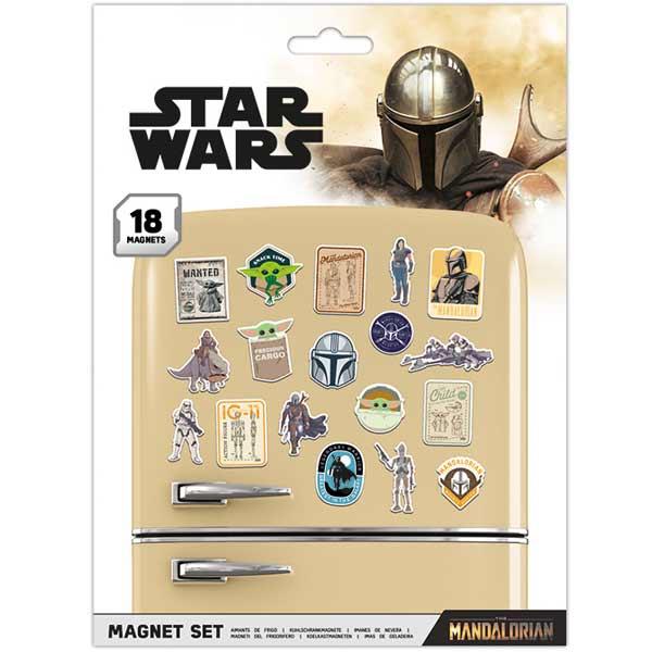 Set Magnetiek Bounty Hunter  (Star Wars: The Mandalorian)
