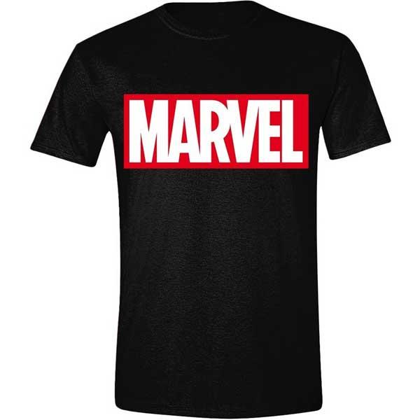 Logo Men T Shirt Black (Marvel) M