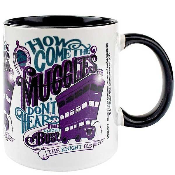 Šálka Knight Bus Mug (Harry Potter)