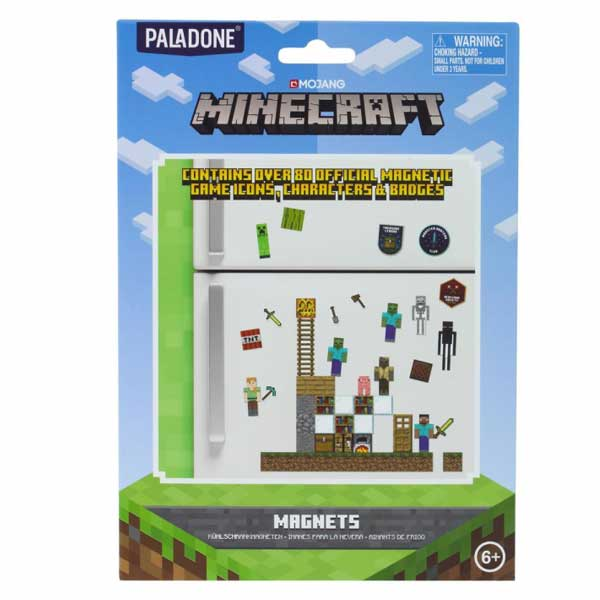 Set magnetiek Build a Level (Minecraft)