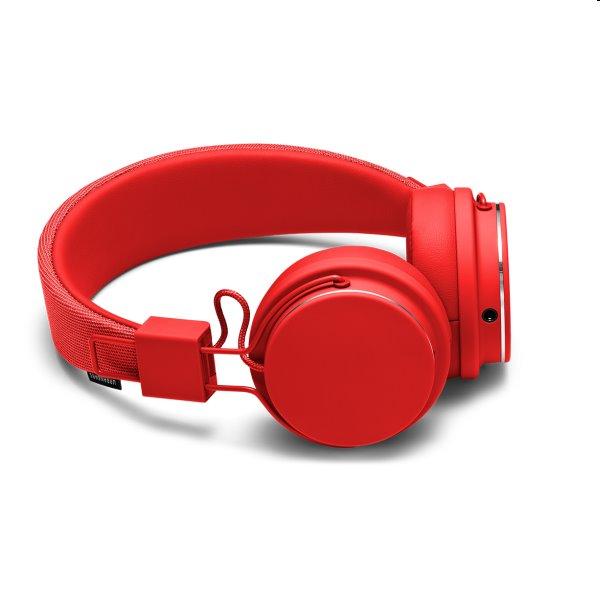 Sluchátka Urbanears Plattan II, červené