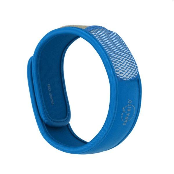 Náramok pre dospelých Parakito, modrý