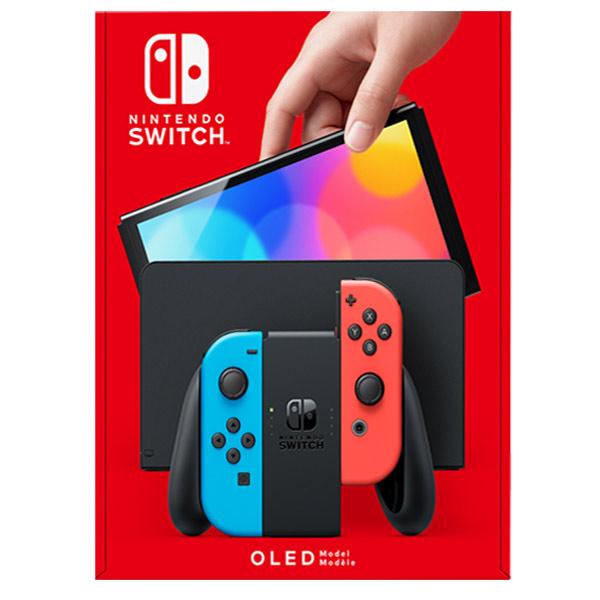 Nintendo Switch – OLED Model, neon