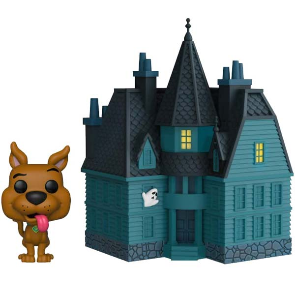 POP! Town: Haunted Mansion (Scooby Doo)