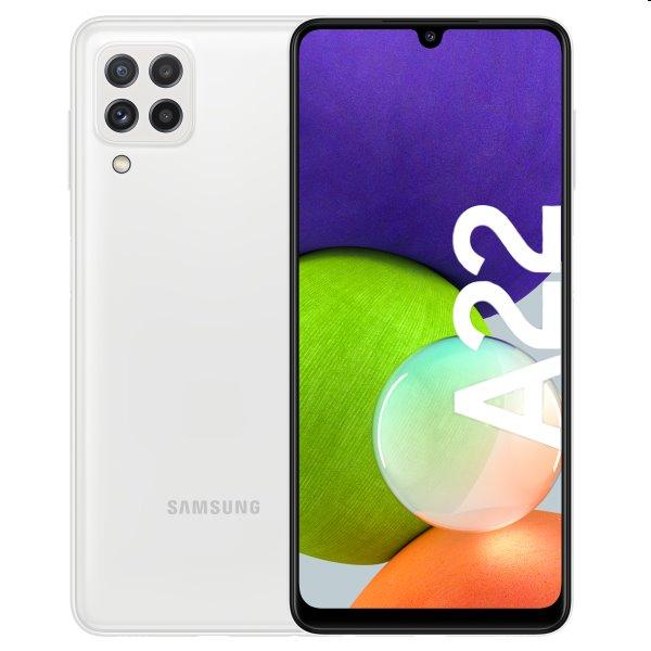 Samsung Galaxy A22 - A225F, 4/64GB, white