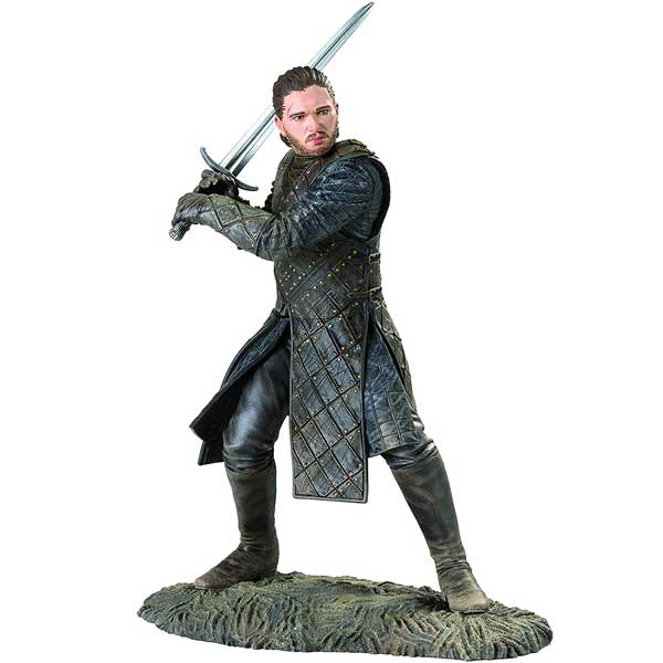 Figúrka Jon Snow Battle of the Bastards (Game of Thrones)