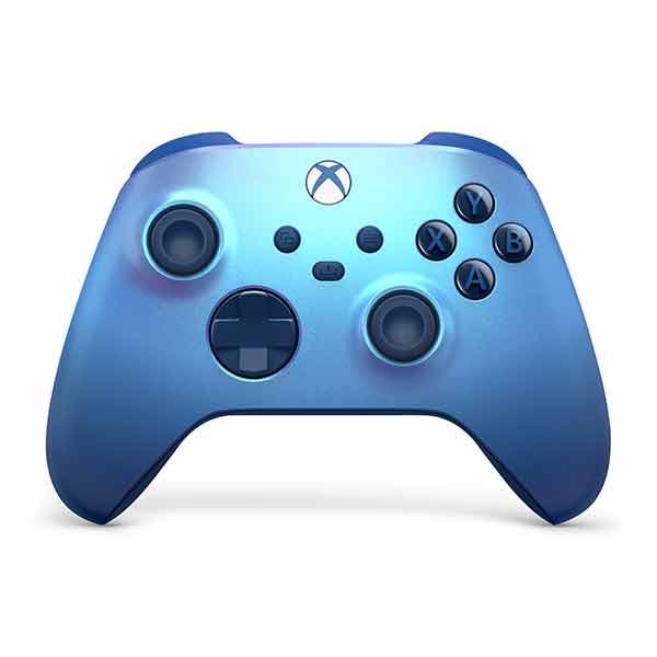 Microsoft Xbox Wireless Controller, aqua shift (Special Edition)