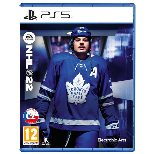 NHL 22 CZ