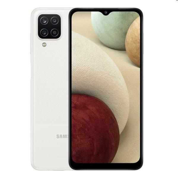 Samsung Galaxy A12 - A127F, 4/64GB, white