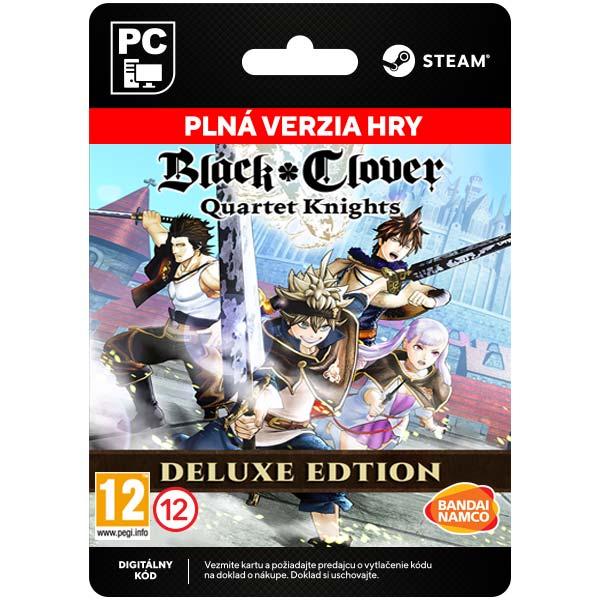 Black Clover: Quartet Knights (Deluxe Edition) [Steam]