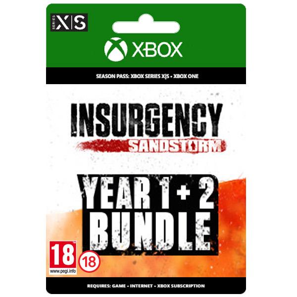 Insurgency: Sandstorm (Year 1 Pass + Year 2 Bundle)