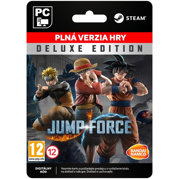 Jump Force (Deluxe Edition) [Steam]