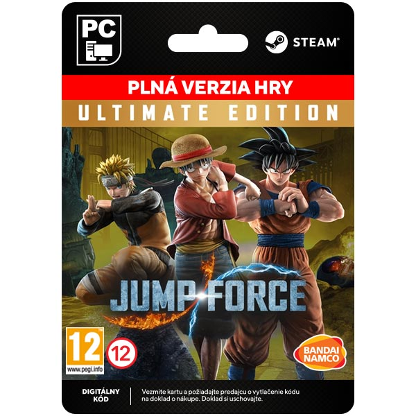 Jump Force (Ultimate Edition) [Steam]