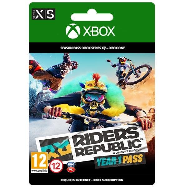 Riders Republic (Year 1 Pass)
