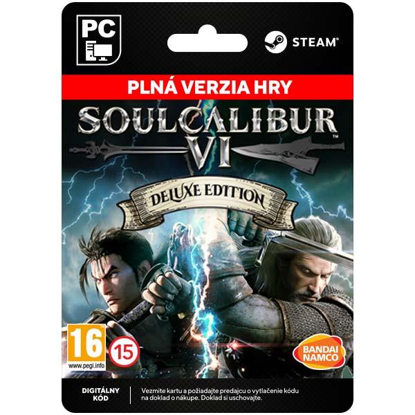 Soulcalibur 6 (Deluxe Edition) [Steam]