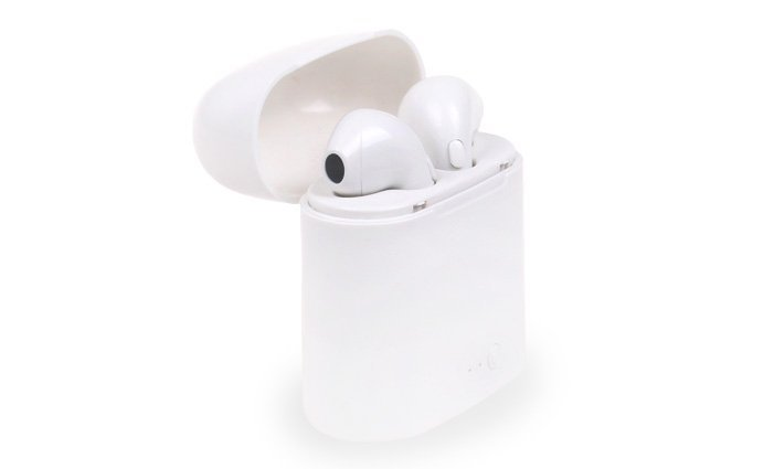 7-TWS - bezdrátové bluetooth sluchátka
