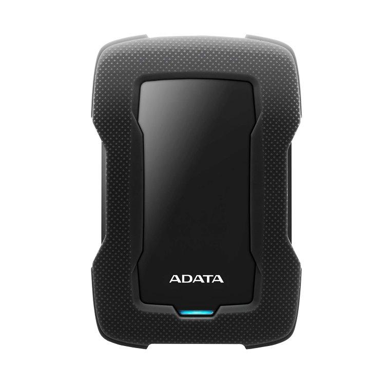 A-Data HDD HD330, 2TB, USB 3.2 (AHD330-2TU31-CBK), Black