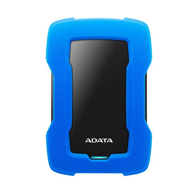 A-Data HDD HD330, 2TB, USB 3.2 (AHD330-2TU31-CBL), Blue