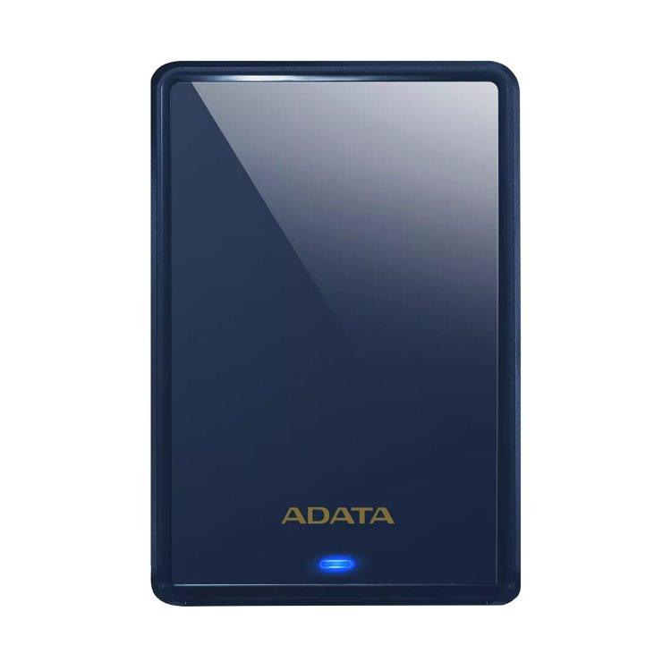 A-Data HDD HD620S, 1TB, USB 3.2 (AHV620S-1TU31-CBL), Blue