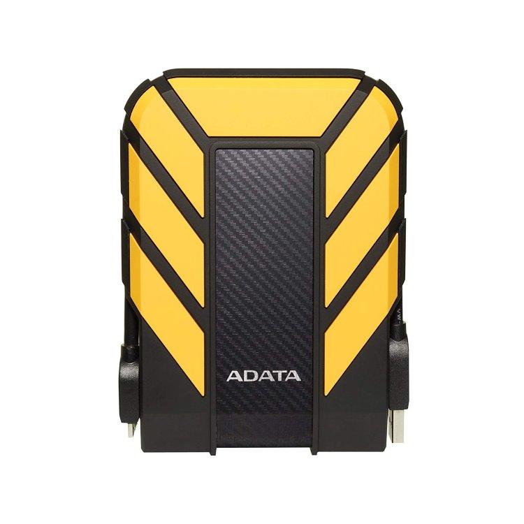 A-Data HDD HD710P Pro, 1TB, USB 3.2 (AHD710P-1TU31-CYL), Yellow
