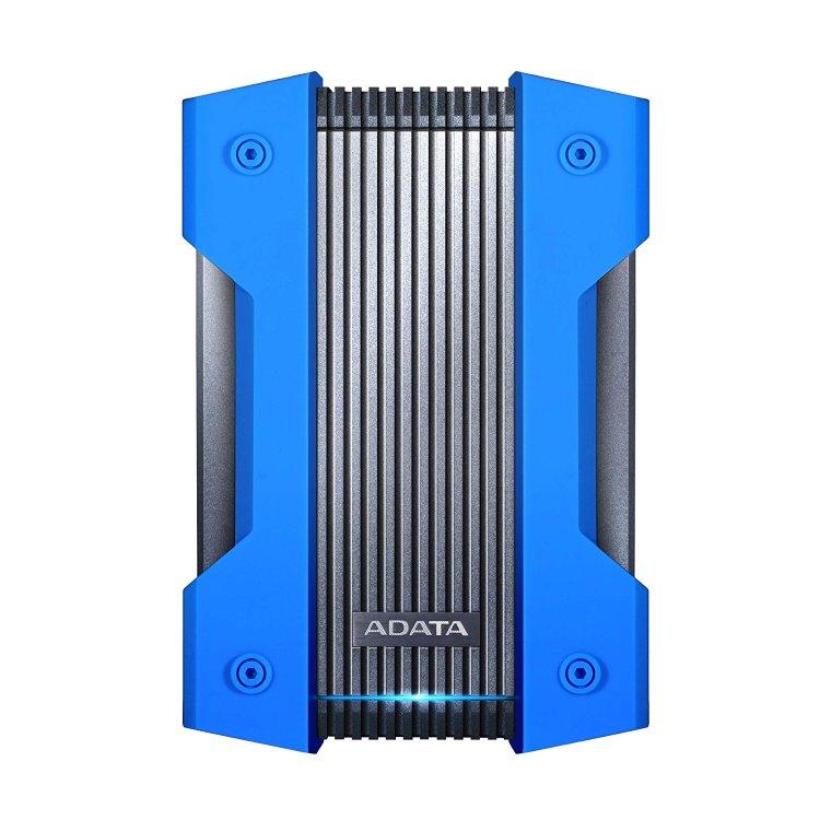 A-Data HDD HD830, 2TB, USB 3.2 (AHD830-2TU31-CBL), Blue