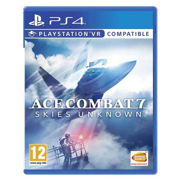Ace Combat 7: Skies Unknown[PS4]-BAZAR (použité zboží)