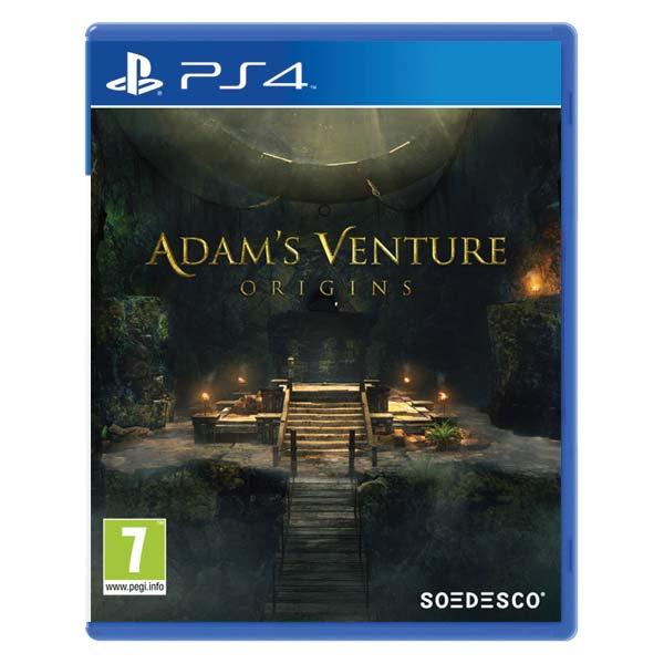 Adam 's Venture Origins