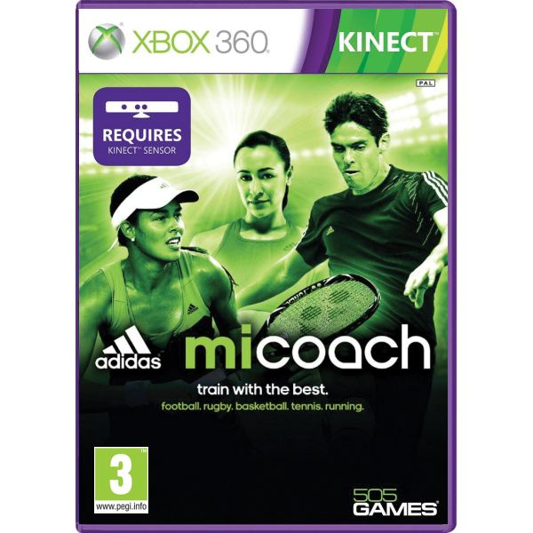 adidas miCoach XBOX 360