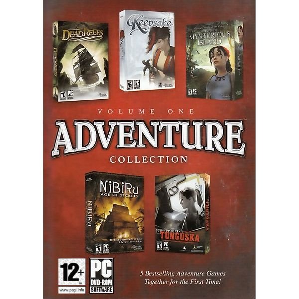 Adventure Collection volume one PC