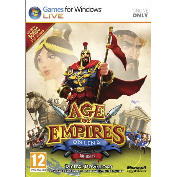 Age of Empires Online: The Greeks
