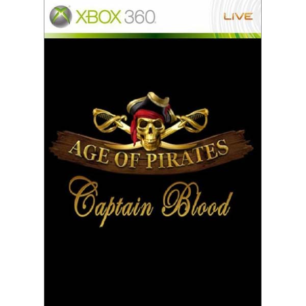 Age of Pirates: Captain Blood XBOX 360