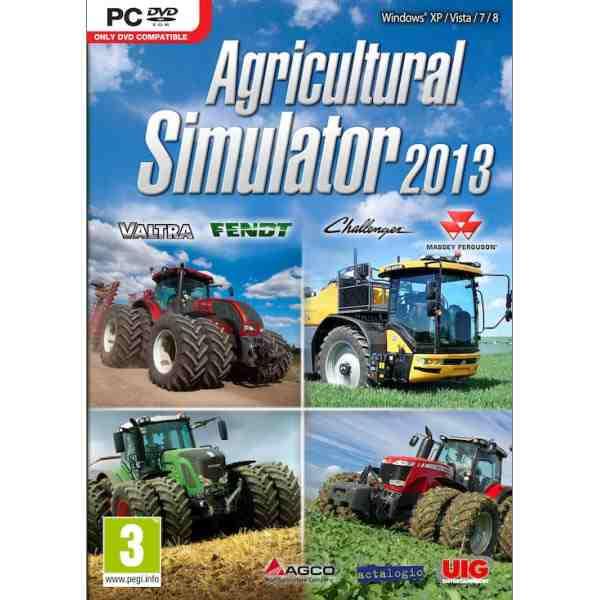 Agricultural Simulator 2013 PC