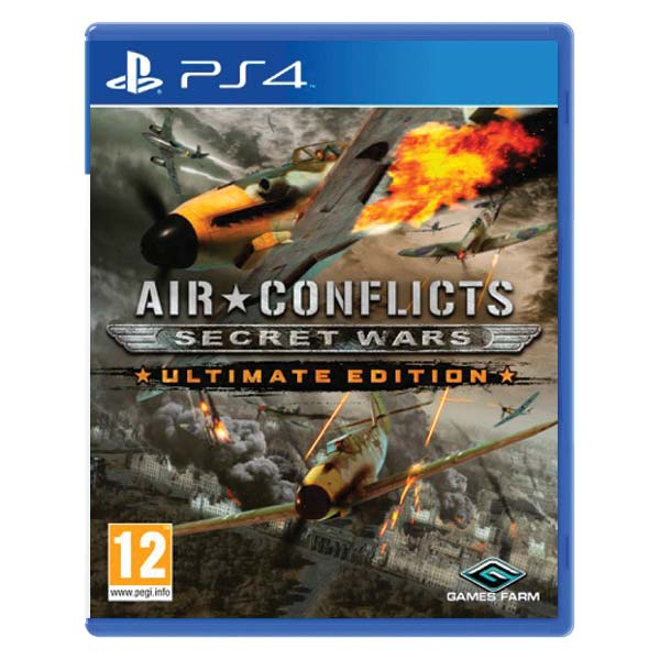 Air Conflicts: Secret Wars (Ultimate Edition)