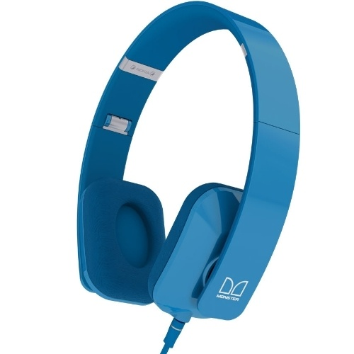 Nokia WH-930, Stereo Headset by Monster, azurová
